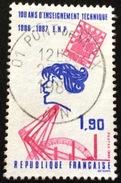 N°2444  DE  FRANCE OBLITERE   LE TIMBRES VENDU ET CELUI DU SCAN Lot 6410 - Used Stamps