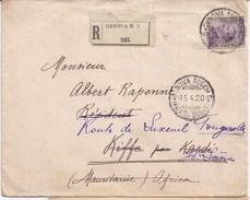 90440 F - Pour La MAURITANIE - 1900-44 Vittorio Emanuele III