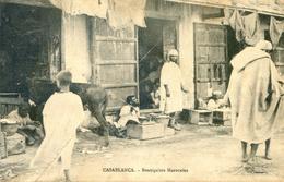 Maroc - Casablanca - Boutiquiers Marocains - Casablanca