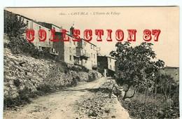 OF < 2B CORSE - CASTIRLA - ENTREE Du VILLAGE - Andere Gemeenten