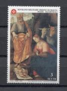 Sovrano Militare Ordine Di Malta ( SMOM ) Art Paintings Pittura Malerei 2000 641 MNH - Other