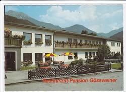 Restaurant - Pension GÖSSWEINER, Spital Am Pyhrn, Oberösterreich - Spital Am Phyrn