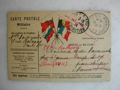 MILITARIA - Carte Postale Militaire - Guerre 1914-18