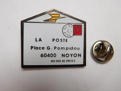 La Poste De Noyon , Oise - Post