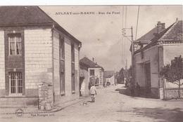 CARTE POSTALE   AULNAY Sur MARNE 51   Rue Du Pont - Autres Communes