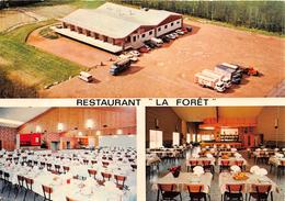 "¤¤  -  AIZENAY   -  Restaurant "" La Foret ""      -  ¤¤ - Aizenay"