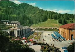 RECOARO  TERME    FONTI   CENTRALI         (VIAGGIATA) - Italia