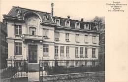 LUXEMBOURG / Société Générale Alsacienne De Banque - Agence De Luxembourg