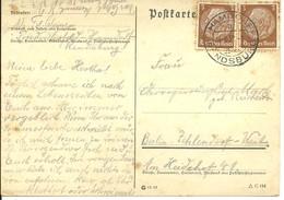 POSTKARTE 1932 HAMDORF - Allemagne