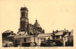 AIZENAY -86- FAUBOURG ROUTE DE LA CHARPENTRIE - Aizenay