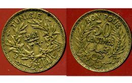 TUNISIE 50 Centimes 1941 - Tunisie