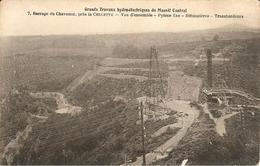 BOURG LASTIC /  EYGURANDE   Barrage Du Chavanon - Otros Municipios