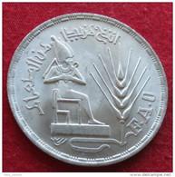 Egypt  1 Pound 1976 FAO F.a.o. - Egipto