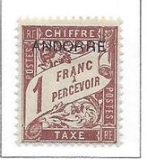ANDORRE Taxe N°6 - Neuf *
