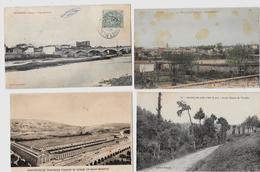 Lot De 100 CPA CPSM Loire Déstockage Pour Revendeurs    N° 3  Port Gratuit - 100 - 499 Karten