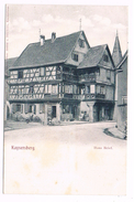 FR-3419   KAYSERSBERG  Haus Brief - Kaysersberg