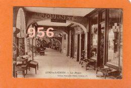 CPA * * LONS-le-SAUNIER * * Les Arcades - Lons Le Saunier
