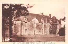 ¤¤  -  1099   -  SAINT-AUBIN-des-CHATEAUX  -  Le Chateau Du Plessis  -  ¤¤ - Altri Comuni
