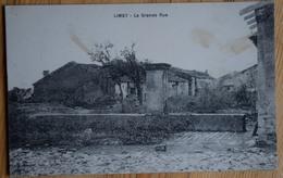 54 : Limey - La Grande Rue - Quelques Taches - (n°7520) - Autres Communes