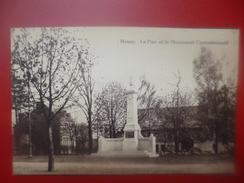 Heusy : Le Parc Et Le Monument Commémoratif (H2782) - Verviers