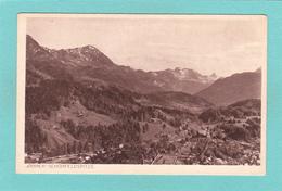 Old/Antique,?Postcard Of Janner-Schonfeldspitze,Berdhtesgadener Land, Bavaria, Germany,Q56. - Berchtesgaden