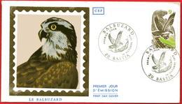 FDC LE BALBUZARD - Owls