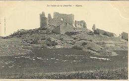 CPA De La Vallée De La Dourbie - Algues. - Other Municipalities