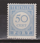 NVPH Nederland Netherlands Holanda Pays Bas Port 60 MLH Timbre-taxe Postmarke Sellos De Correos NOW MANY DUE STAMPS - Postage Due