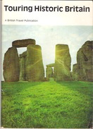 Touring Historic Britain A British Travel Production  75 Pages - Exploration/Travel