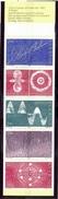 SUECIA 1982 - PREMIOS NOBEL DE FISICA - YVERT 1196-1200**