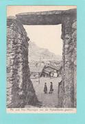 Old/Antique,?Postcard Of Alt Und Neu Meyringen Von Der Alpbachlucke Gesehen.Berne, Switzerland,Q56. - BE Berne
