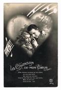 FRANKRIJK   OUDE POSTKAART  VERLIEFDHEID LA CHANSON DE MON COEUR 1939 ? - Saint-Valentin