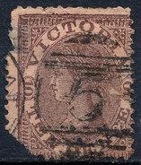 Stamp VICTORIA Queen Victoria Used Lot#5 - Usati