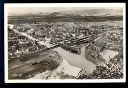 Celje / Postcard Circulated, 2 Scans - Slovenia