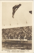 NETHERLANDS Unused Official Olympic Postcard Nr. 106 With Ribschläger Germany During The 1928 Olympic Games In Amsterdam