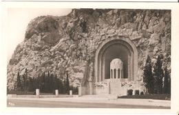 Nice - Le Monument Aux Morts - Carte Photo Glacée - Edit. L. Serandrei, Boulevard Carnot, Nice - Vierge - Monuments, édifices