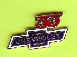 Pin Automobile Chevrolet 55 - 10K22 - Pin's