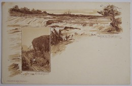 PRETORIA - Waterval Bij Komatiepoort - Krokodilpoort - J H Bussy Amst Pretoria (début Du XXe Siècle) - South Africa