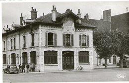 (13)  Morteau La Poste   (bon Etat) - France