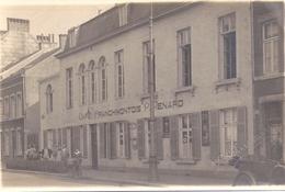 Ensival Verviers Photo Carte Roosenbloem Pepinster Du Cafe Franchimontois Renard à Ensival,noms Des Personnages Au Dos - Verviers