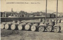 LEZIGNAN - CORBIERE -  Quai Aux Vins  - Ed. Lafitte  - - Andere Gemeenten