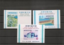 Corée Du Sud ( BF 197/199 XXX -MNH) - Korea (Süd-)