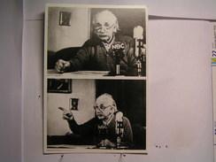 Célébrités - Albert Einstein, Discours Contre L'emploi De La Bombe H - 15/02/1950 - Nobelprijs