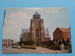 St. Dimpnakerk ( Druk J. Truyen ) Anno 19?? ( Zie Foto Details ) !! - Geel