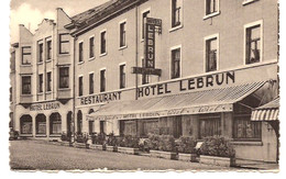 BASTOGNE HOTEL LEBRUN GRANDE ROUTE NATIONALE  NO 4   ***998 - Bertogne