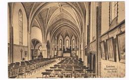 B-6186   LOOZEN : Binnenzicht Der Kerk - Bocholt