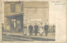 CPA / CARTE PHOTO EULMONT AGINCOURT 54/274 - Autres Communes