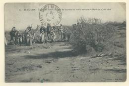 Tunisie 1916, Cp Avec Oblitération De BEN GARDANE. - Tunisia (1888-1955)