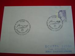 NAPOLEON / REUNION PHILATELIQUE PIEMONT SAVOIE / NAPOLEON 1ER CONSUL / ITALIE 2001