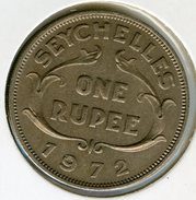 Seychelles 1 Rupee 1972 KM 13 - Seychelles
